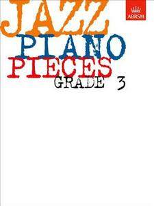 Jazz Piano Pieces, Grade 3 - cover