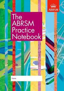 The ABRSM Practice Notebook - cover