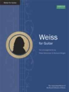 Weiss for Guitar - cover