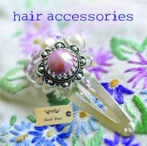 Hair Accessories - Sarah Drew - cover