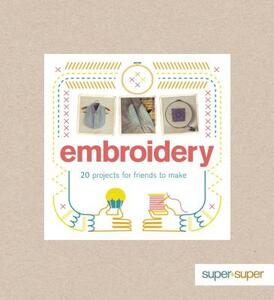 Embroidery - Claire Culley,Amy Phipps - cover