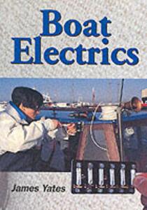Boat Electrics - James Yates - cover