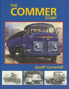 The Commer Story - Geoff Carverhill - cover