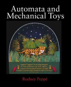 Automata and Mechanical Toys - Rodney Peppe - cover