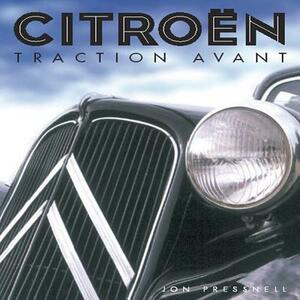 Citroen Traction Avant - Jon Pressnell - cover
