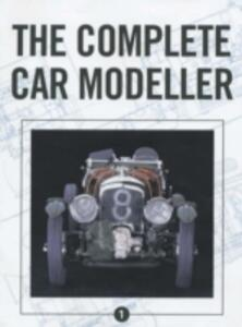 The Complete Car Modeller - Gerald Wingrove - cover