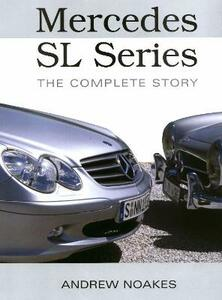 Mercedes-Benz SL Series - Andrew Noakes - cover