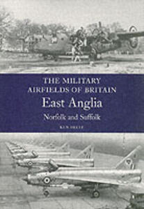 East Anglia - Ken Delve - cover