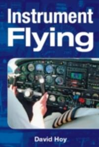 Instrument Flying - David Hoy - cover