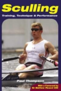 Sculling: Training, Technique and Performance - Paul Thompson - cover