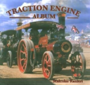 Traction Engine Album - Malcolm Ranieri - cover