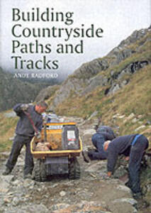 Building Countryside Paths and Tracks - Andy Radford - cover
