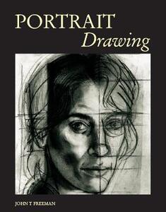 Portrait Drawing - John Freeman - cover
