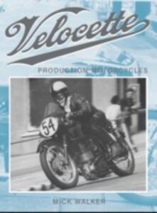 Velocette - Mick Walker - cover
