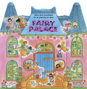 You are Invited to a Party in the Fairy Palace - cover