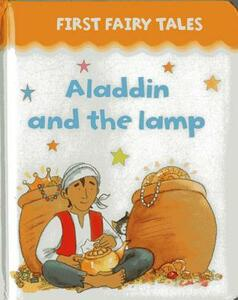 Aladdin and the Lamp - cover