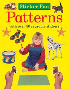 Sticker Fun - Patterns - Armadillo Press - cover