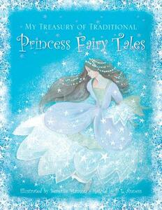 My Treasury of Traditional Princess Fairy Tales - cover