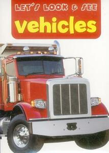 Let's Look & See: Vehicles - cover
