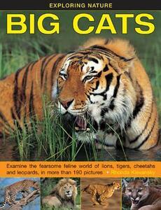 Exploring Nature: Big Cats - Rhonda Klevansky - cover