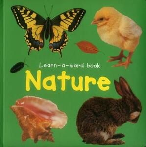 Learn-a-word Book: Nature - Nicola Tuxworth - cover