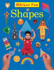 Sticker Fun - Shapes - Armadillo Press - cover