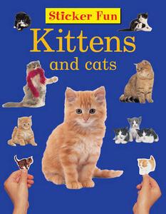 Sticker Fun - Kittens & Cats - Armadillo Press - cover