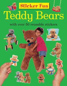 Sticker Fun - Teddy Bears - Armadillo Press - cover