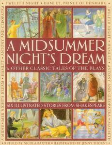 Midsummer Night's Dream & Other Classic Tales of the Plays - cover