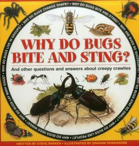 Why do Bugs Bite and Sting? - Steve Parker - cover