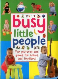 Busy Little People - Armadillo Press - cover