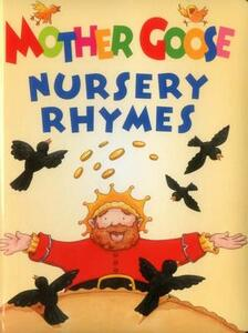 Mother Goose Nursery Rhymes - cover
