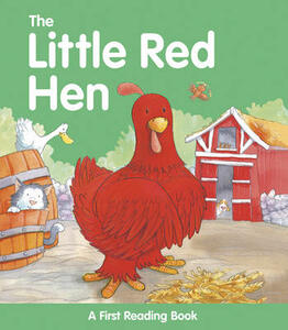 Little Red Hen (giant Size) - cover
