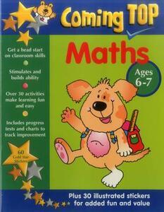 Coming Top: Maths - Ages 6-7 - Jill Jones - cover