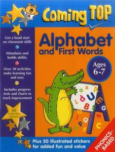 Coming Top: Alphabet and First Words - Ages 6-7 - Louisa Somerville,Jean Williams - cover