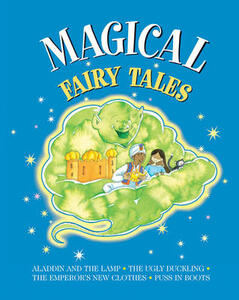 Magical Fairy Tales - cover