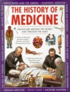 History of Medicine - Brian Ward - cover