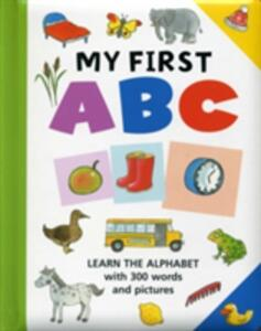 My First Abc - cover