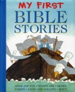 My First Bible Stories - cover
