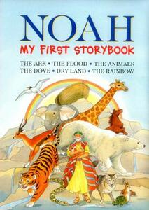 Noah: My First Storybook - Su Box,Maggie Downer - cover