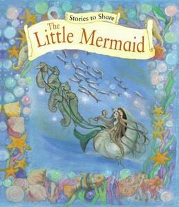 Stories to Share: the Little Mermaid (giant Size) - cover