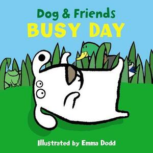 Dog & Friends: Busy Day - cover
