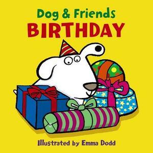Dog & Friends: Birthday - cover