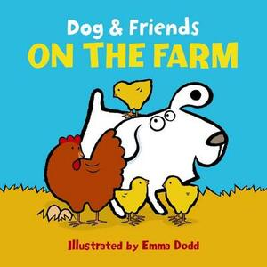 Dog & Friends: on the Farm - cover