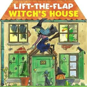 Lift-the-flap Witch's House - cover