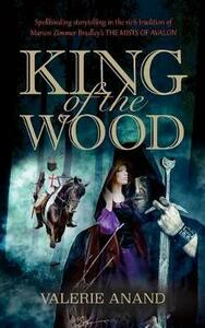 King of The Wood - Valerie Anand - cover