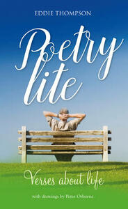 Poetry Lite: Verses About Life - Eddie Thompson - cover