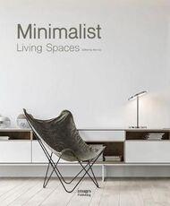 Libro in inglese Minimalist Living Spaces Alex Liu