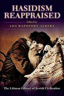 Hasidism Reappraised - cover