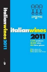 Italian wines 2011 - copertina